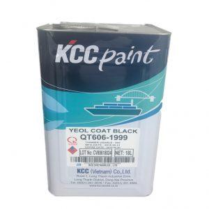 sơn chịu nhiệt KCC 600 độ C