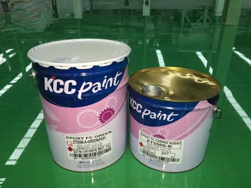 SƠN PHỦ KCC ET5600 CHO SÀN BÊ TÔNG