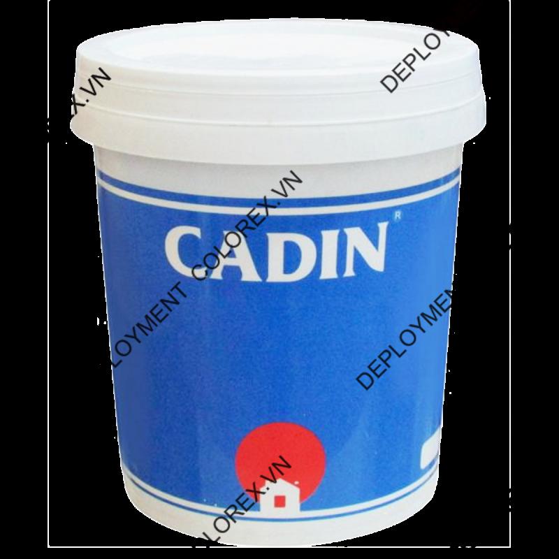 sơn epoxy Cadin